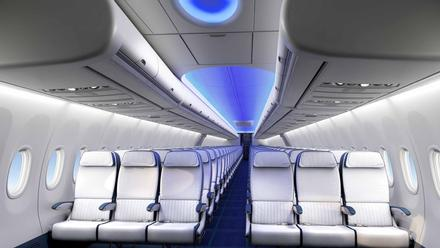 Enhanced Cabin Interior for Next-Generation 737